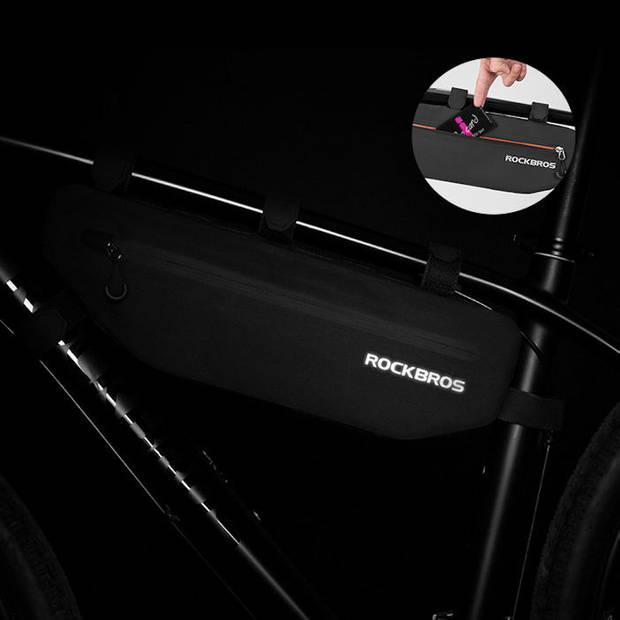 PRO Fiets frametas voor onder het fietsframe - Waterbestendige frame