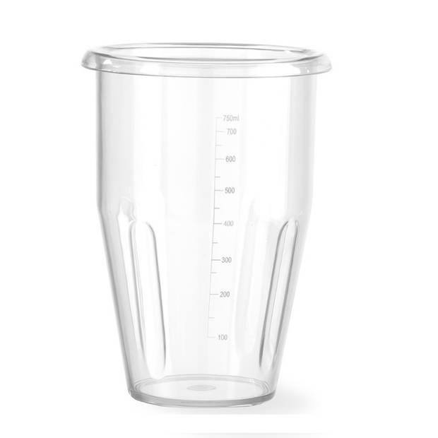 Hendi Beker Polycarbonaat 1 Liter