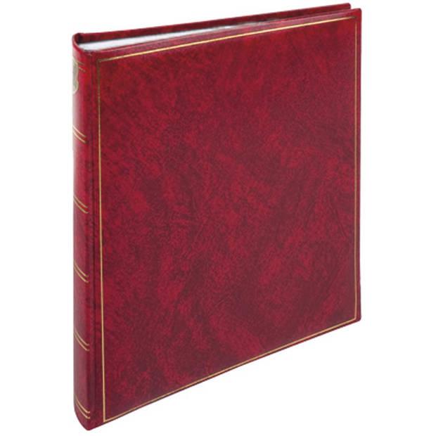Fotoalbum BASICLINE rood 300x365