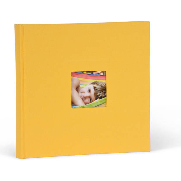 Fotoalbum MIKA FRESH geel