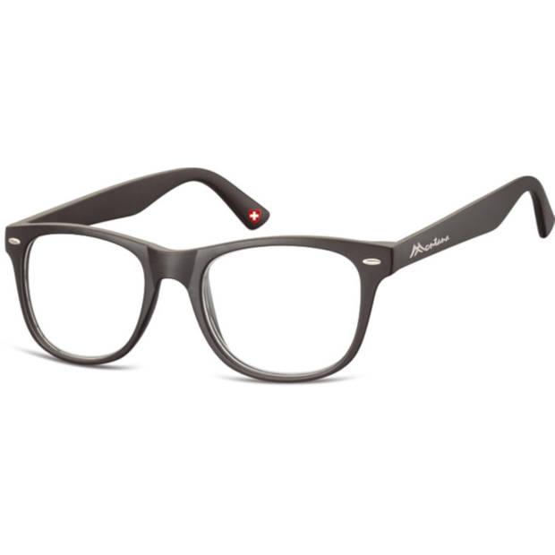 Montana leesbril MR67 zwart sterkte +2.00