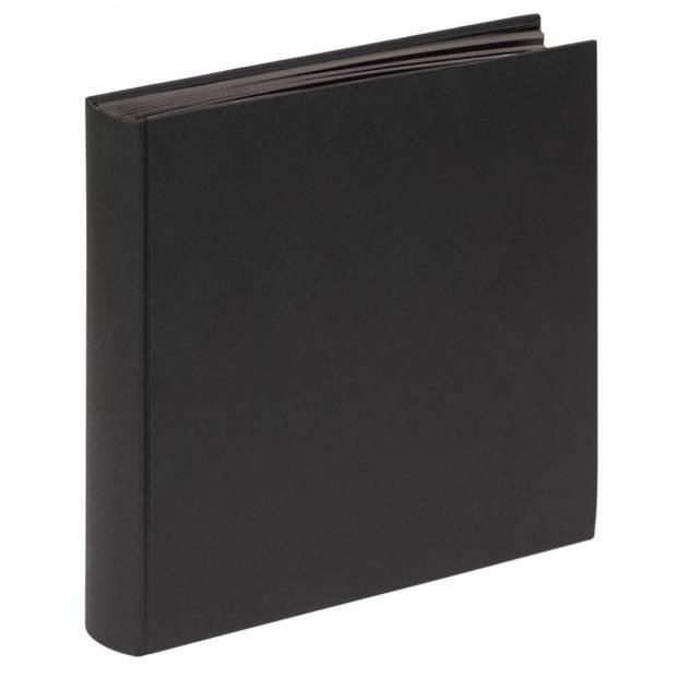 Designalbum Fun zwart, 30x30 cm