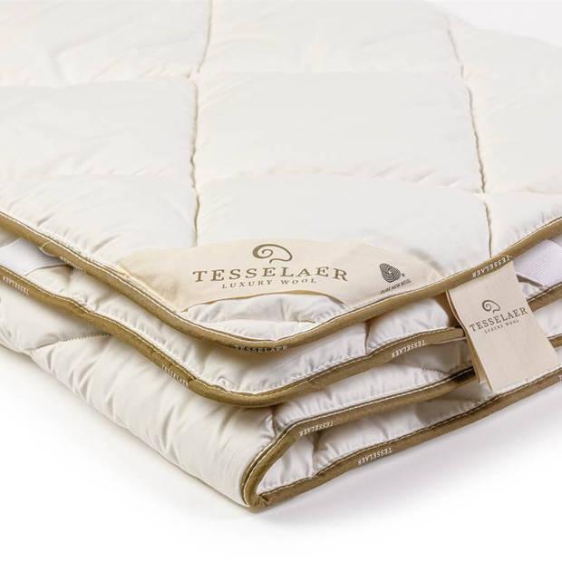 Tesselaer wollen onderdeken