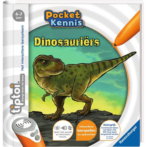 Ravensburger tiptoi Pocket boek Dinosauriers