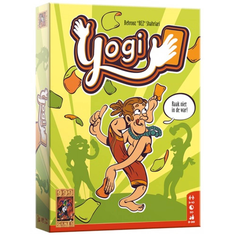 999 Games Actiespel Yogi