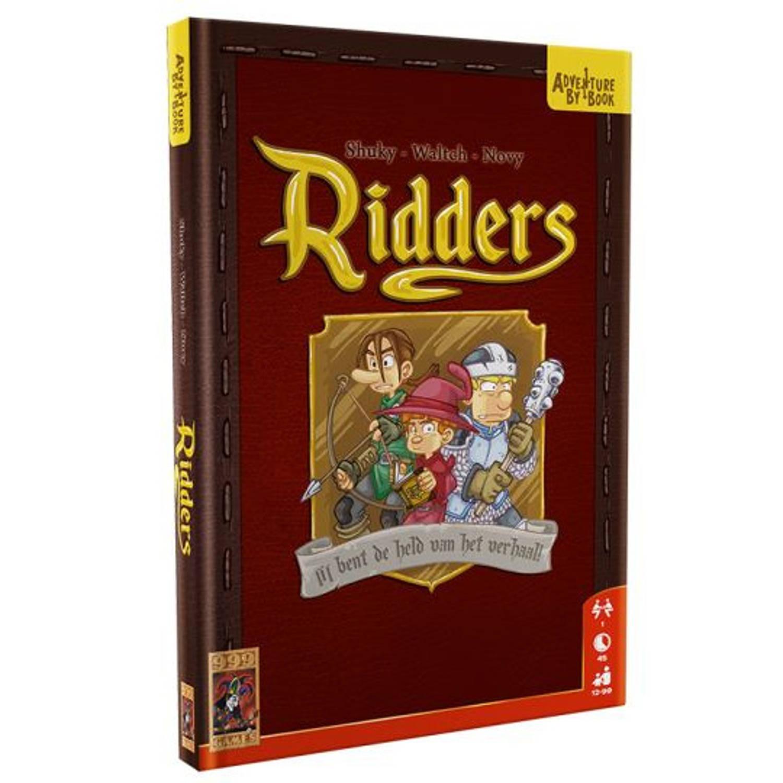 999 Games Actiespel Adventure By Book: Ridders
