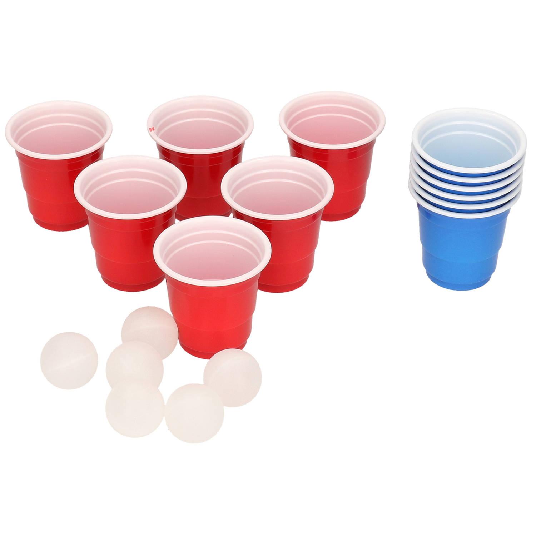 Mini Beer Pong Drankspel-drinkspel 18 Delig Drankspellen-studentenspellen Bier Pong Herbruikbare Bek