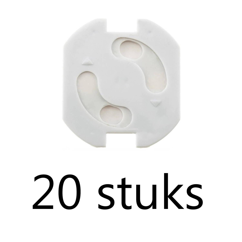 Korting Stopcontactbeschermer 20 Stuks Stopcontactbeveiliger Stopcontactbeveiling