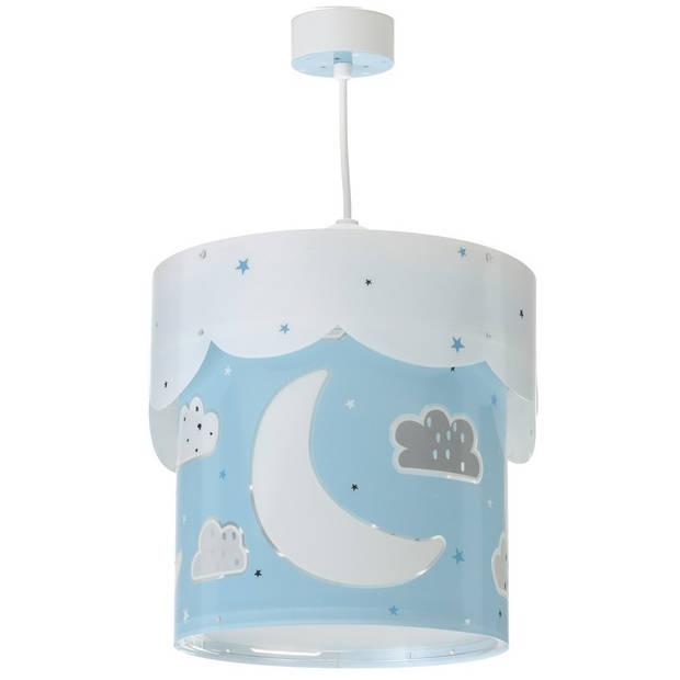 Starbright nachtlampje Maan junior wit/blauw 230V