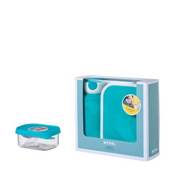 Korting Mepal Jubileumset Lunch Campus Turquoise