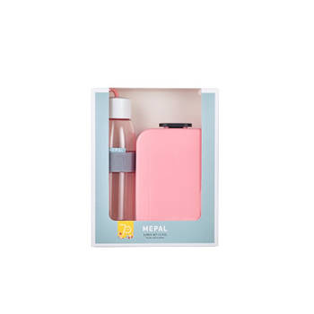 Korting Mepal Jubileumset Lunch On The Go Nordic Pink