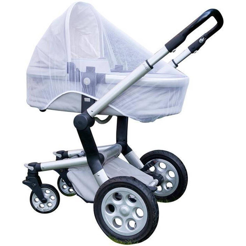 Korting Tom Klamboe Voor Kinderwagen 90 X 140 Cm