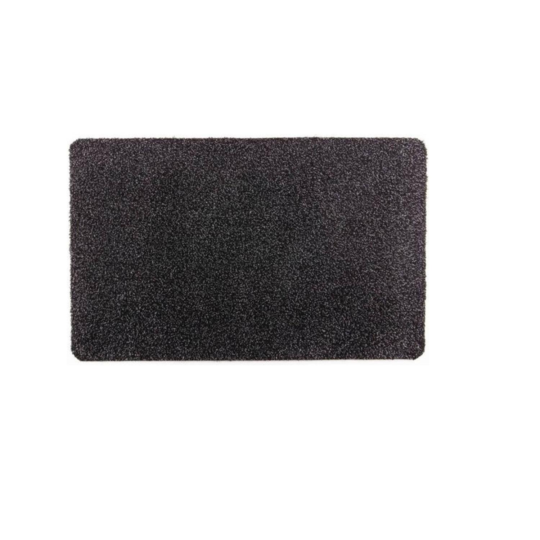 Korting Cleanwalk Droogloopmat 60 X 100 Cm 635 basalt