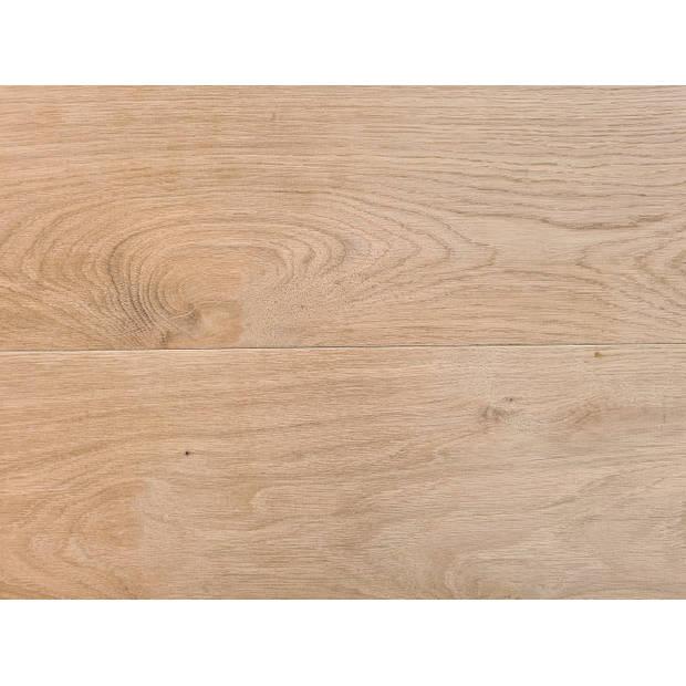 Wood4you - Tv-meubel New Orleans - eiken 190Lx38Dx45H