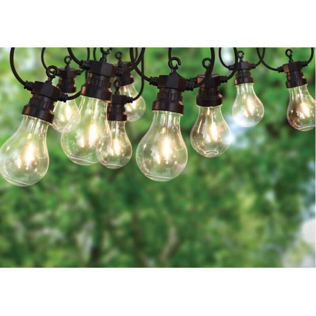 Feestverlichting Bulbs 10LED 7,5 meter