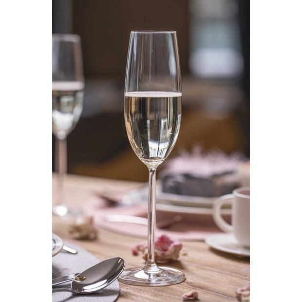 Schott Zwiesel Champagneglazen Diva 22 cl - nr.7 - Set 6 Stuks