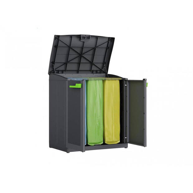 Keter Kunststof Kast Moby Recycling System