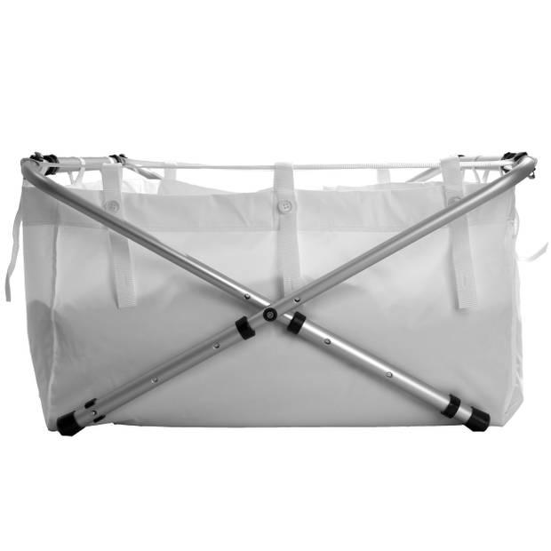 BiBaBad losse badzak (voor model 690 70-90cm) wit