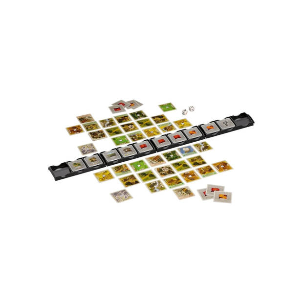 Spellenbundel - Kaartspel - 2 stuks - Catan: Het duel & De Weerwolven van Wakkerdam: Het Pact