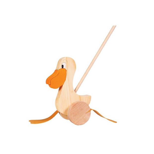 Goki Pelican, push-along animal