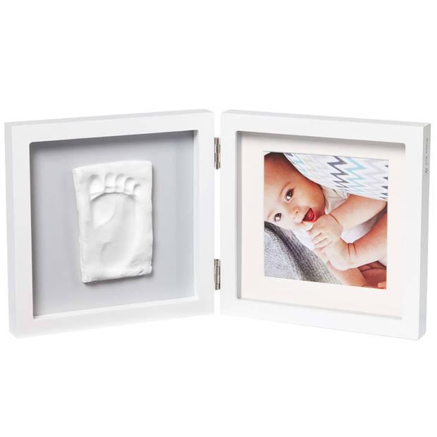 Baby Art Fotolijst enkel My Baby Style wit en grijs