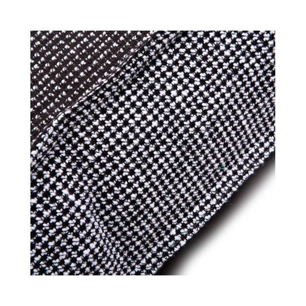 Lex & Max Hondenkussen London Grijs - Boxbed - 120 x 80cm - Kussenhoes