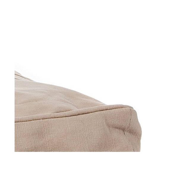 Lex & Max Hondenkussen Prof Beige - Boxbed - 120 x 80cm - Kussenhoes