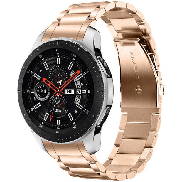 iMoshion Stalen Smartwatch Bandje voor de Samsung Gear S3 Classic - Rosé Goud