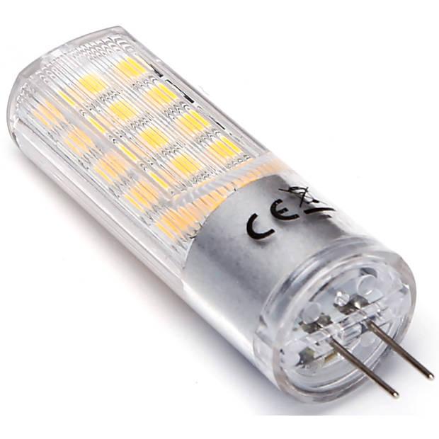 LED Lamp - Aigi - G4 Fitting - 3.6W - Warm Wit 3000K Vervangt 35W
