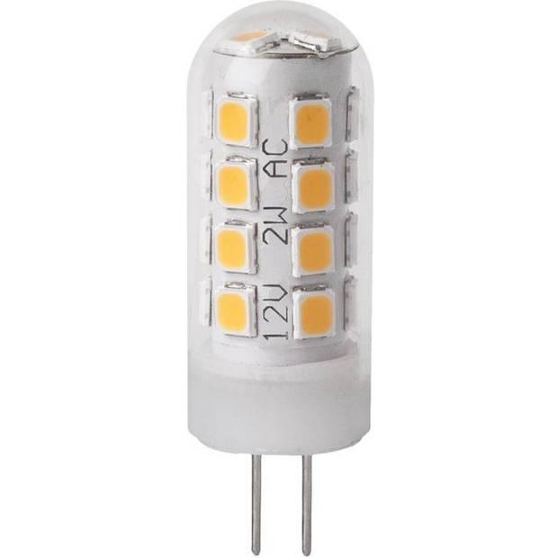 MEGAMAN - LED Lamp - Storm - G4 Fitting - 2.5W - Warm Wit 2800K Vervangt 25W