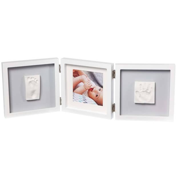 Baby Art Fotolijst dubbel My Baby Style grijs