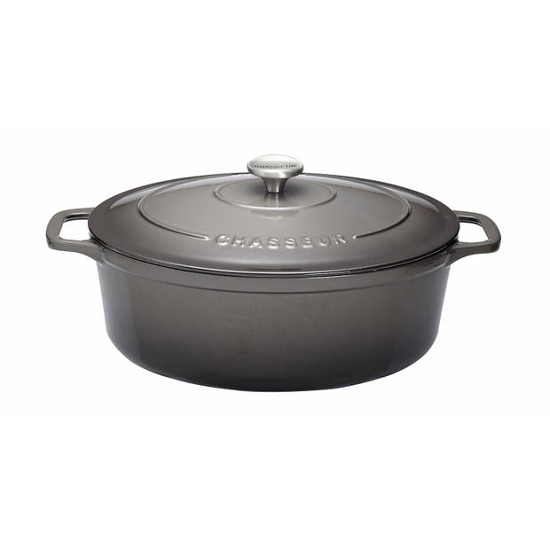Chasseur Ovale Stoofpan 3,2 L - Caviar