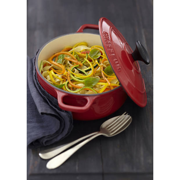 Chasseur Ronde Stoofpan 4 L - Rubis