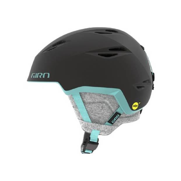 Giro skihelm Envi Mips dames zwart/blauw