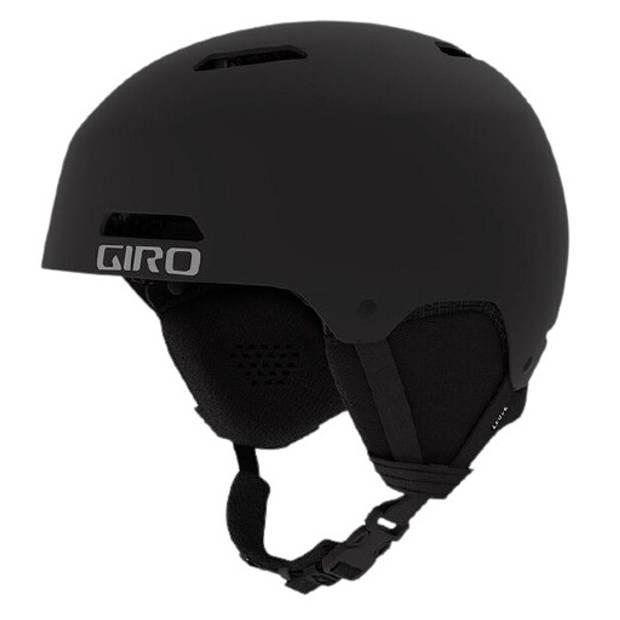 Giro skihelm Ledge FS Mips unisex matzwart
