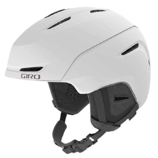 Giro skihelm Avera Mips dames wit/grijs