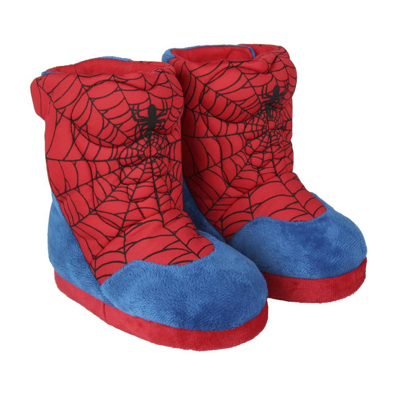 Korting Spiderman 3d Sloffen pantoffels Voor Jongens 32 33 Sloffen Kinderen