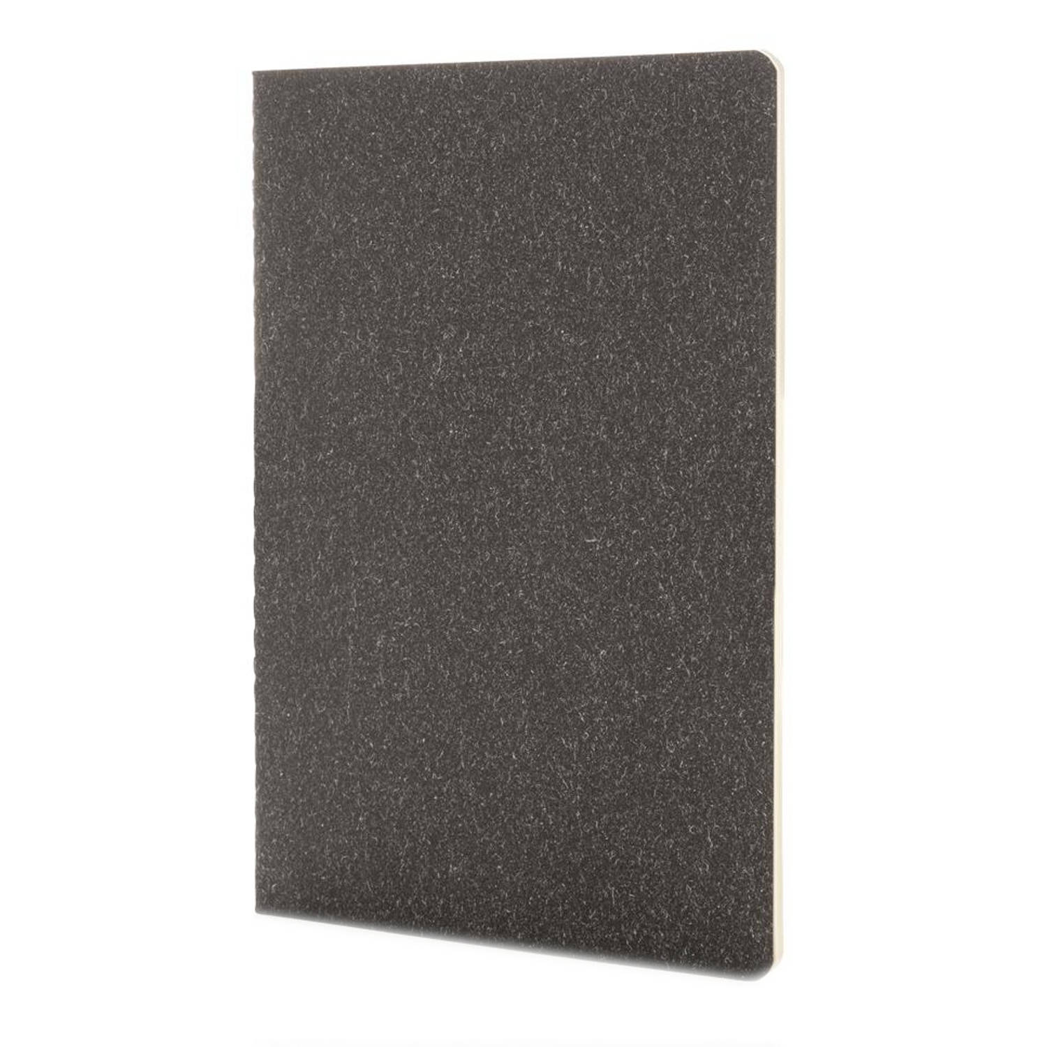 Korting Xd Collection Notitieboek Soft Cover Slim A5 Antraciet