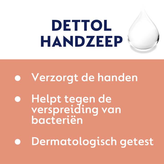 Dettol Handzeep - Extra Care Gevoelige en Normale Huid Lotus & Kamille 250ml