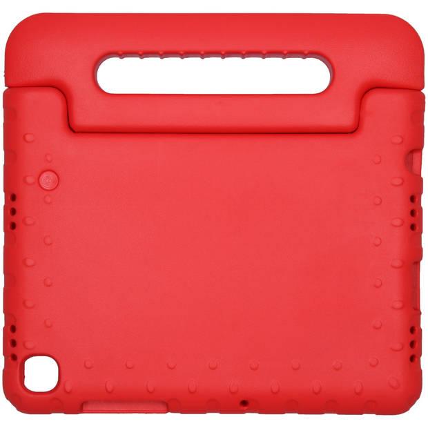 iMoshion Kidsproof Backcover met handvat Samsung Galaxy Tab A7 tablethoes - Rood