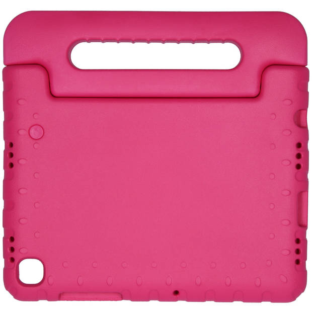 iMoshion Kidsproof Backcover met handvat Samsung Galaxy Tab A7 tablethoes - Roze