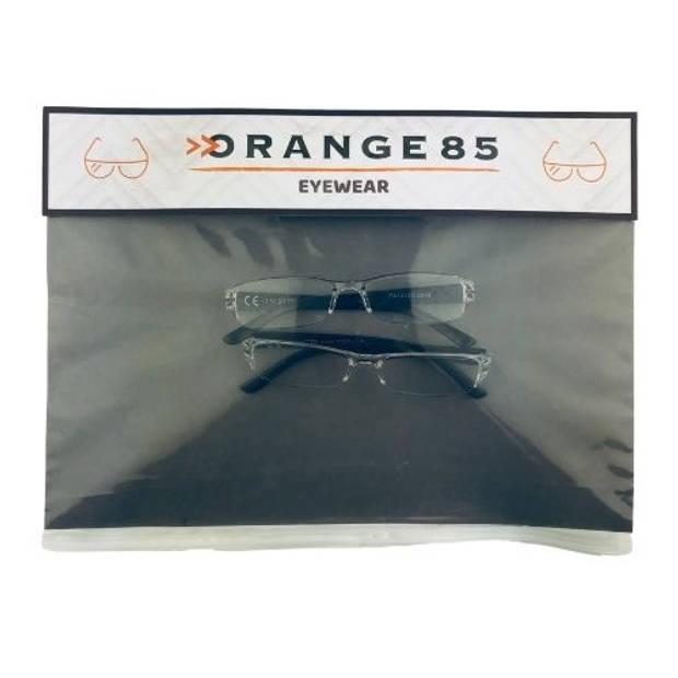 Orange85 Leesbril Transparant 2 stuks +3.50 Heren Dames
