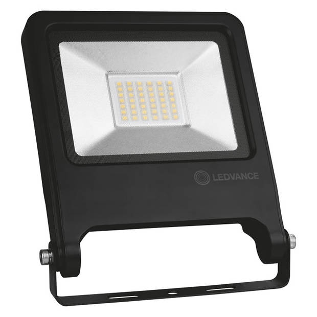 OSRAM - LEDVANCE - LED Breedstraler 30 Watt - LED Schijnwerper - Natuurlijk Wit 4000K - Waterdicht IP65