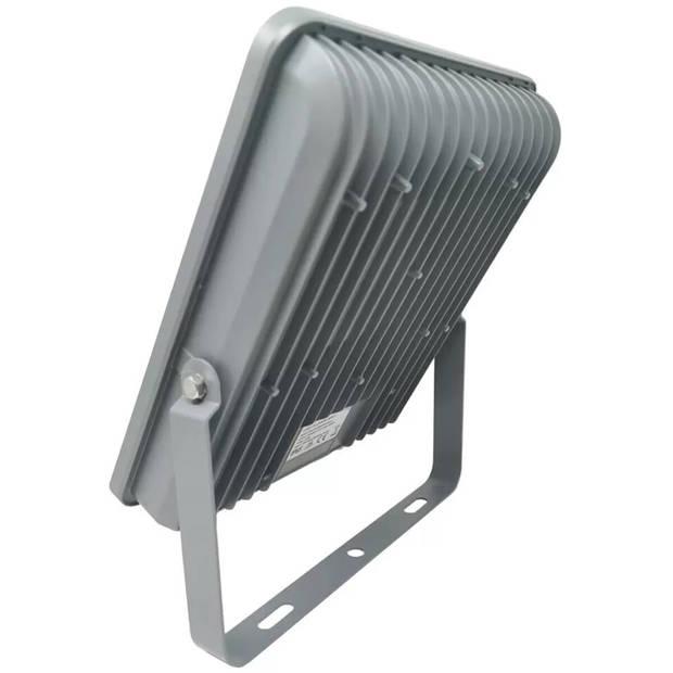 OSRAM - LED Bouwlamp - Facto Evola - 100 Watt - LED Schijnwerper - Natuurlijk Wit 4000K - Waterdicht IP65 - 140LM/W -