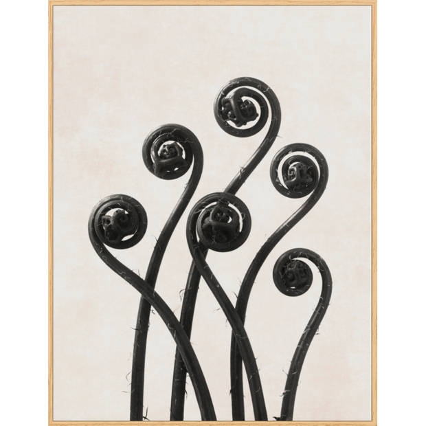 Kunstprint posters set van 9 - 120 x 180 - natuurlijk