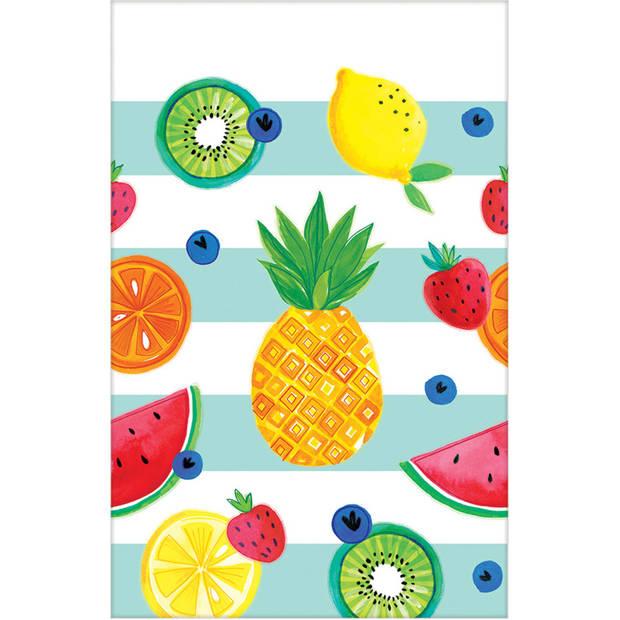 Amscan Tablecover Hello Summer Plastic 137 x 243 cm
