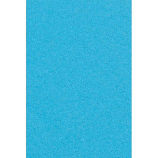 Amscan tafelkleed op rol lichtblauw 30 x 1 meter