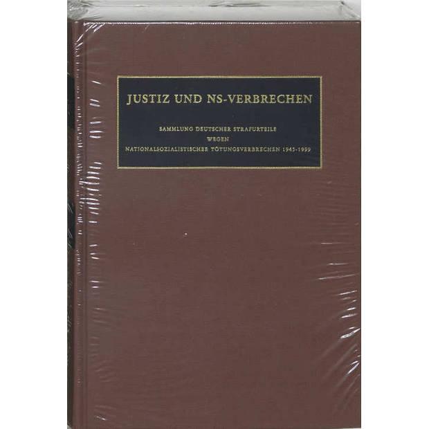 Justiz und NS-Verbrechen