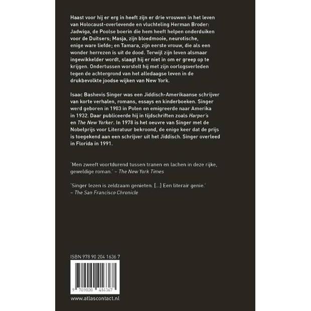 Vijanden: Een liefdesroman