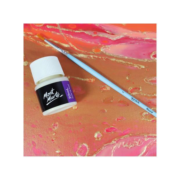 Mont Marte® Premium iridescent folie verf 20ml - regenboogverf